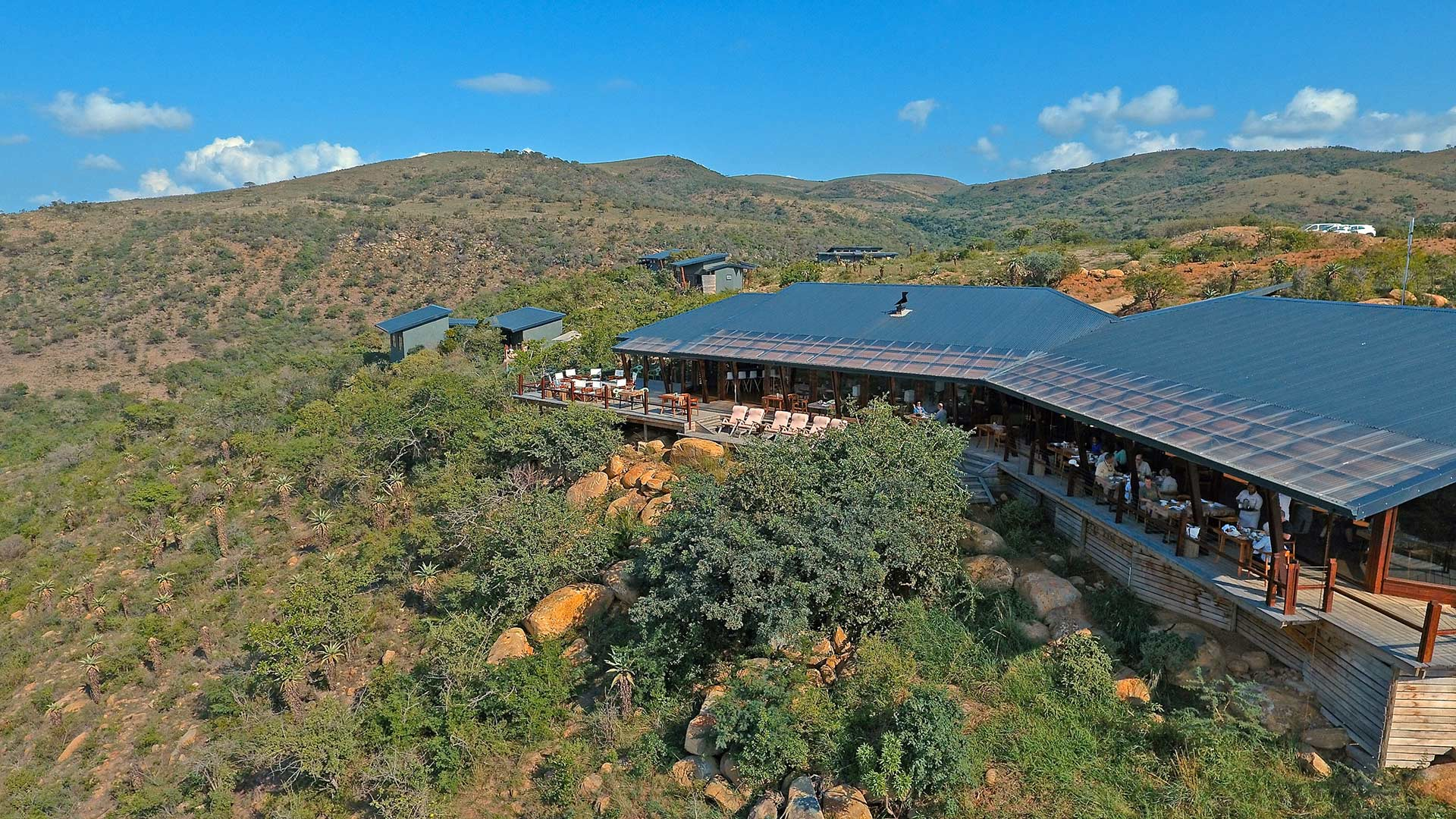 Rhino Ridge Safari Lodge Projects